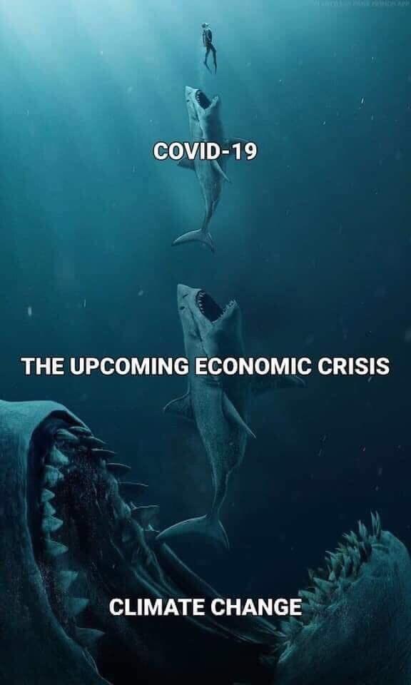 COVID-Climate